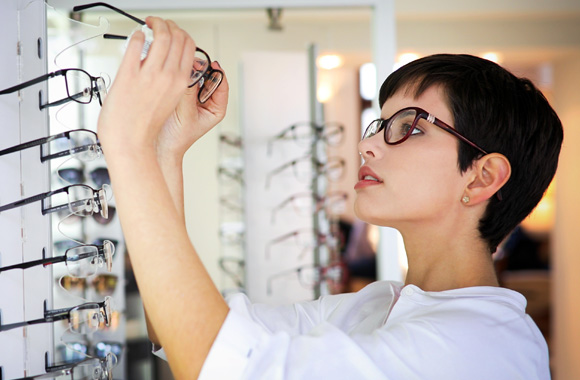 Choosing the right frames