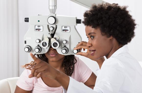 วัดสายตา (Vision Tests)