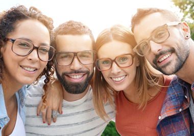 Lenses for adults