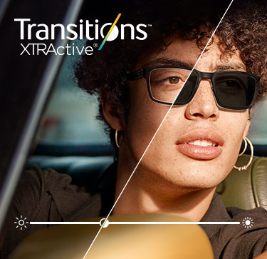 Transitions Xtractive Lenses