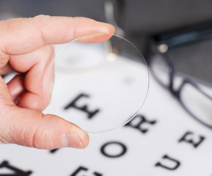 how to find your glasses prescription